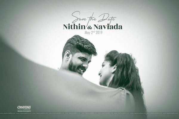 nithin navaida save the date crayons creations wedding photography