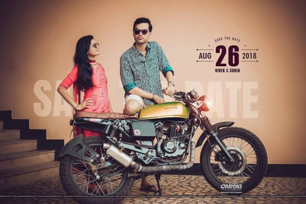 vivek suria save the date crayons wedding photography